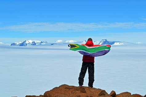 Antarctica views