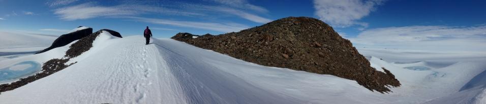 Field work - SANAE, Antarctica