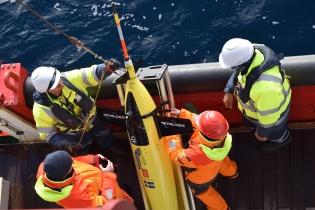 Seaglider deployment prep
